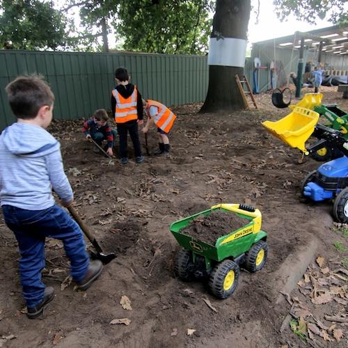 Birre kinder playground