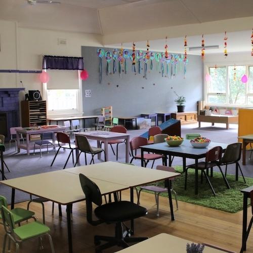 Birre kinder classroom